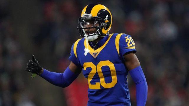 Los Angeles Rams' Jalen Ramsey