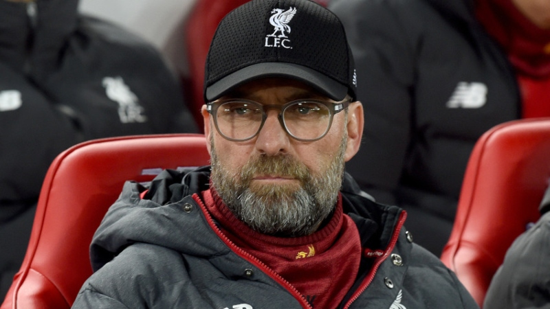 Jurgen Klopp Issues Statement To Liverpool Fans Amid Coronavirus Pandemic