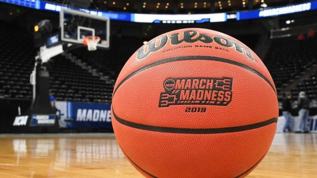 March Madness Tournament Basketball