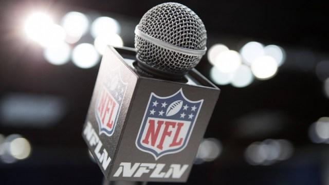 NFL Microphone