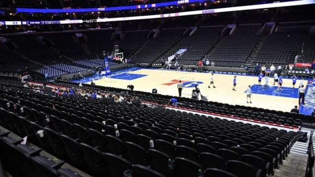 Philadelphia 76ers Arena