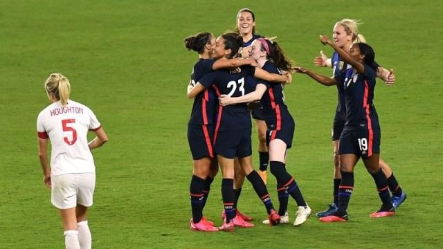 Unites States women's national soccer team