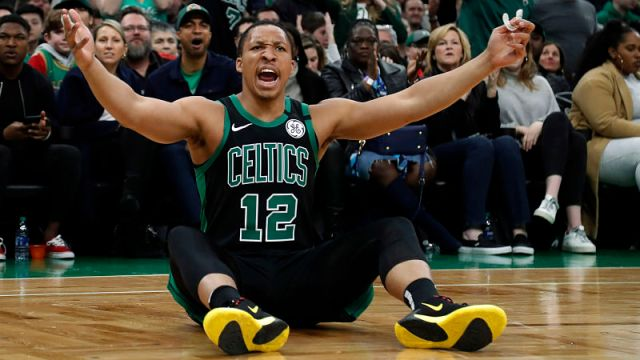 Boston Celtics forward Grant Williams