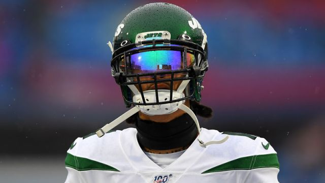 New York Jets receiver Robby Anderson
