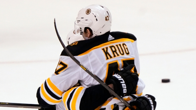 Boston Bruins' Torey Krug