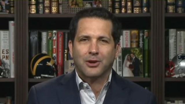 ESPN's Adam Schefer