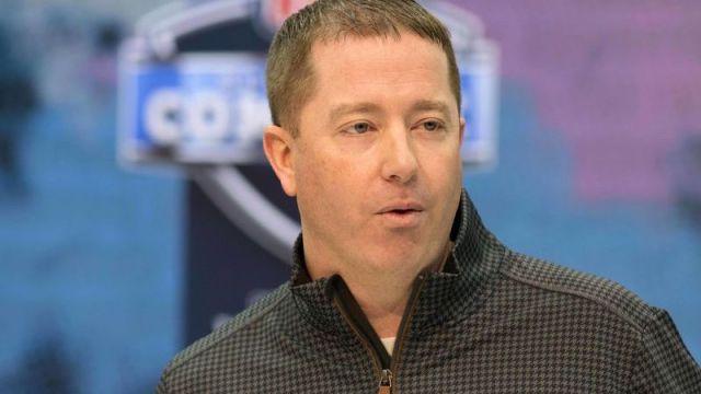 Detroil Lions general manager Bob Quinn