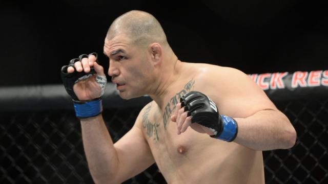 UFC fighter Cain Velasquez