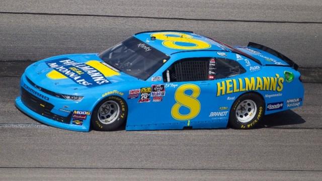NASCAR Xfinity Series driver Dale Earnhardt Jr.