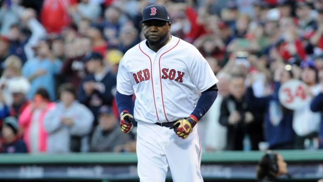 Boston Red Sox's David Ortiz