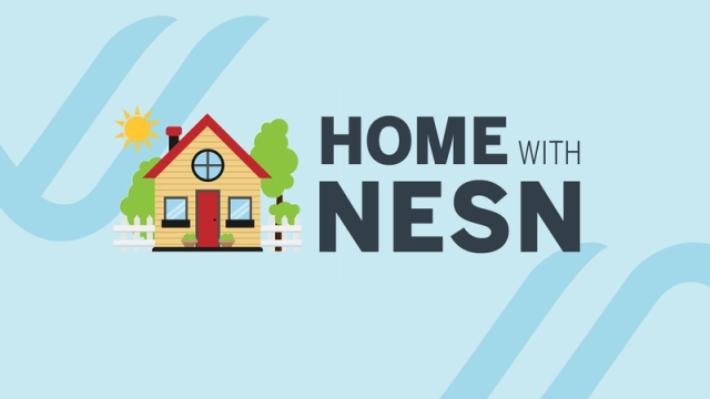 Home With NESN Logo