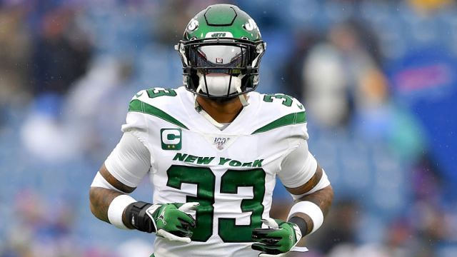 New York Jets safety Jamal Adams