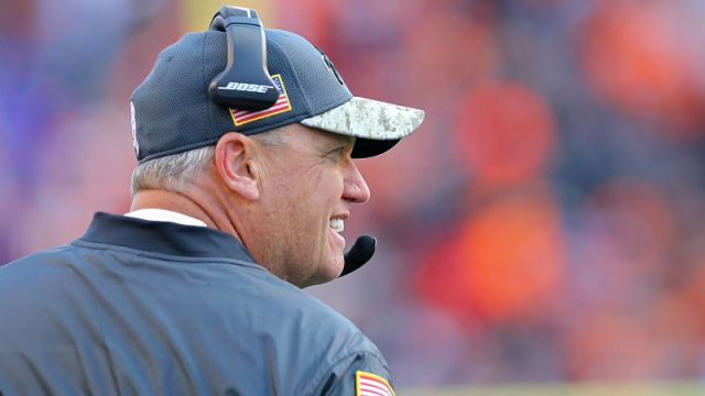 Former NFL head coach Rex Ryan
