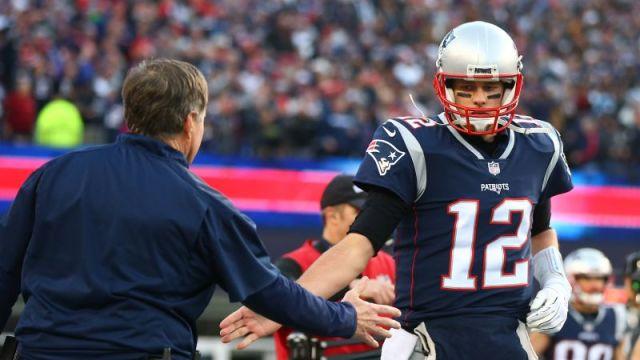 Former New England Patriots' Tom Brady