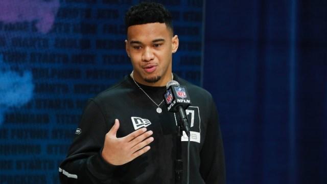 Alabama draft prospect Tua Tagovailoa