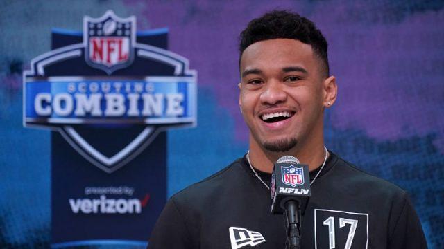 2020 NFL Draft prospect Tua Tagovailoa