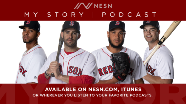 Red Sox My Story