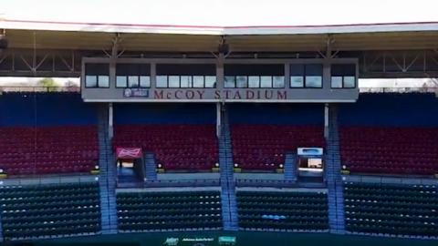 McCoy Stadium Pawtucket Red Sox