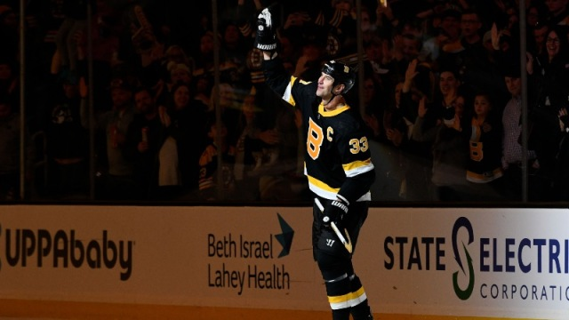 Boston bruins Zdeno Chara