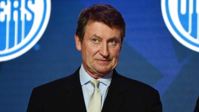 NHL legend Wayne Gretzky