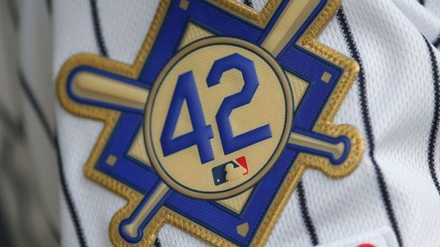 Jackie Robinson's number