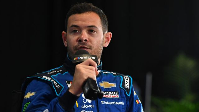 NASCAR Cup Series driver Kyle Larson