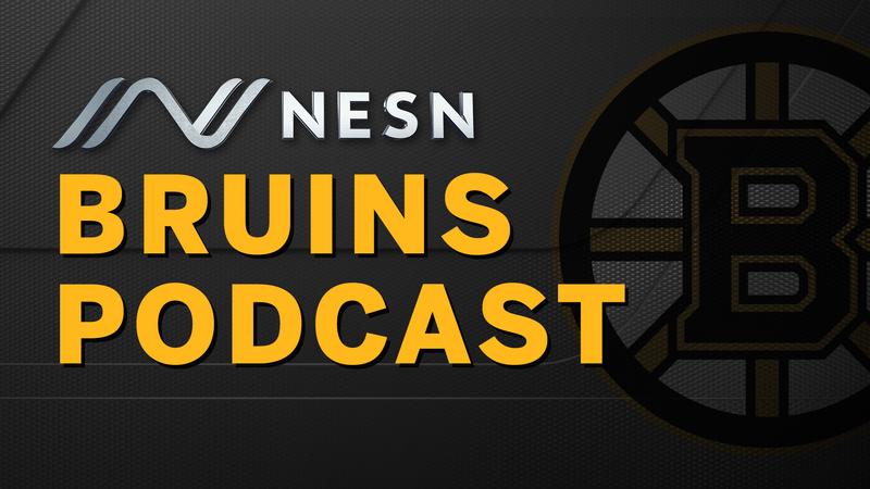 NESN Bruins Podcast logo