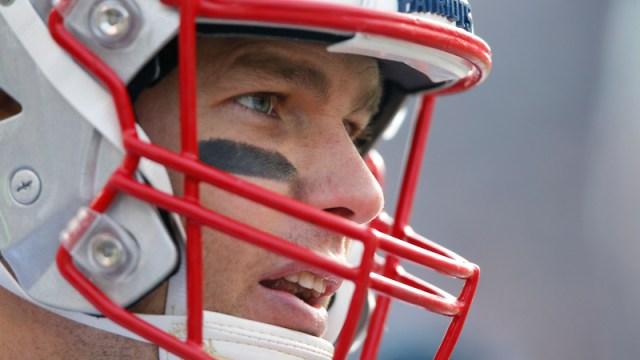 Former Patriots quarterback Tom Brady