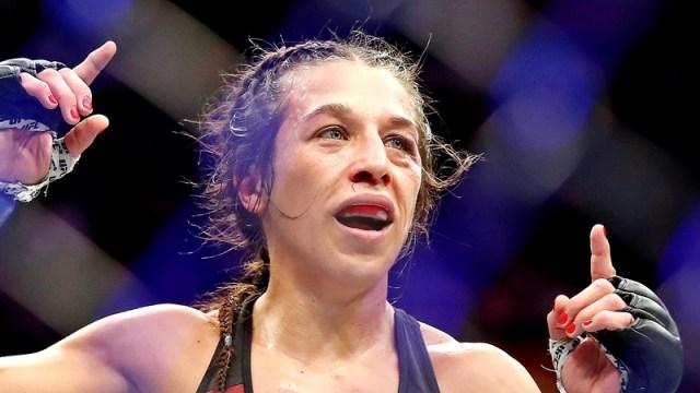 UFC strawweight Joanna Jedrzejczyk