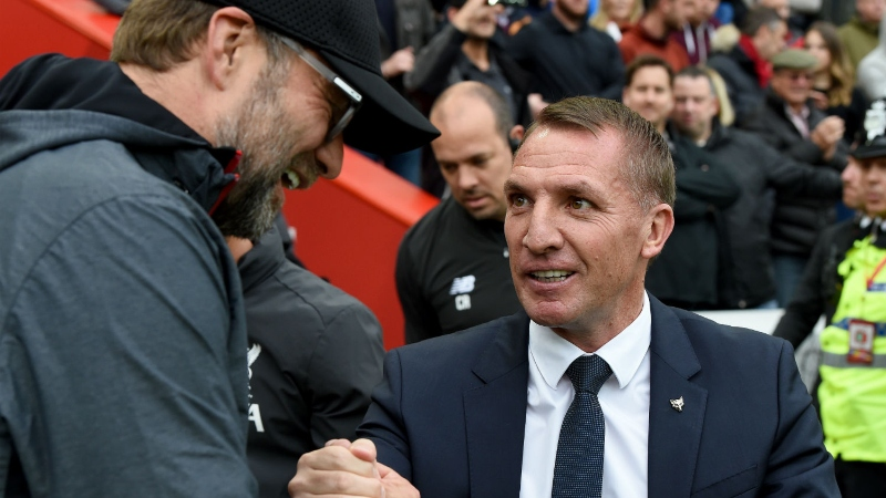 Brendan Rodgers, Premier League Manager, Details Fight With Coronavirus