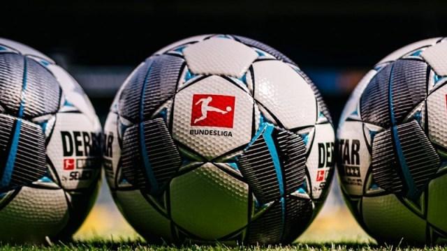 Bundesliga match ball