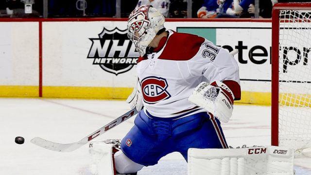 Montreal Canadiens' Carey Price