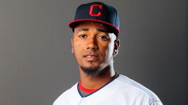 Cleveland Indians pitcher Emmanuel Clase