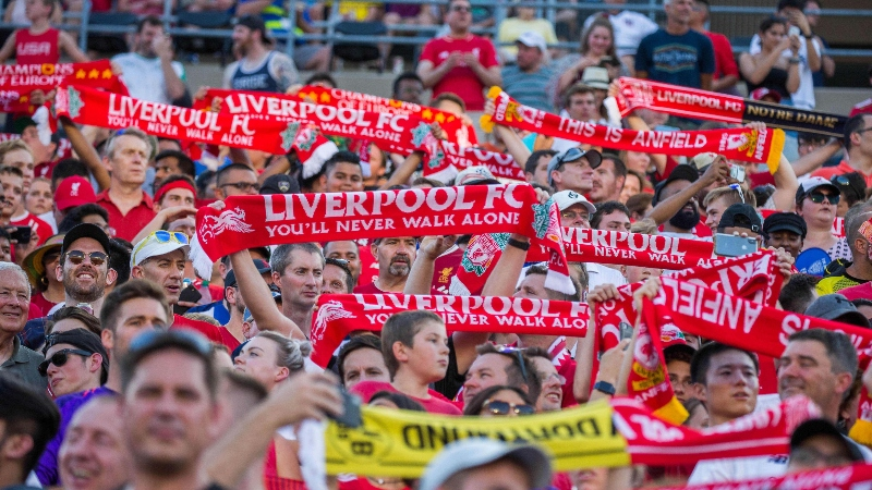 Twitter Reacts To Liverpool Claiming First-Ever Premier League Title