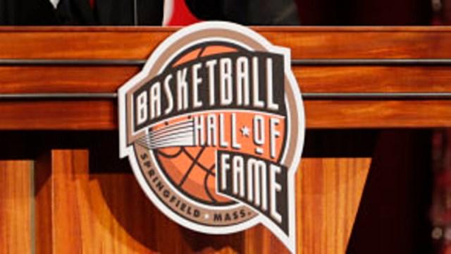 Hall of Fame Enshrinement