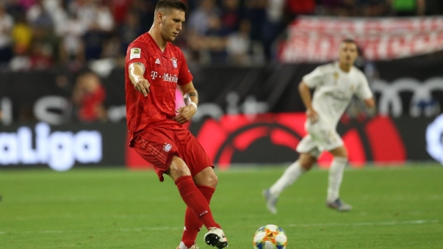 Bayern Munich defender Joshua Kimmich