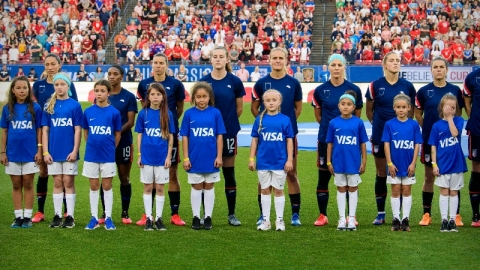 United States women's soccer team