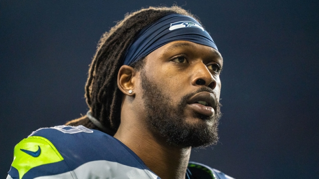 NFL defensive end Jadeveon Clowney