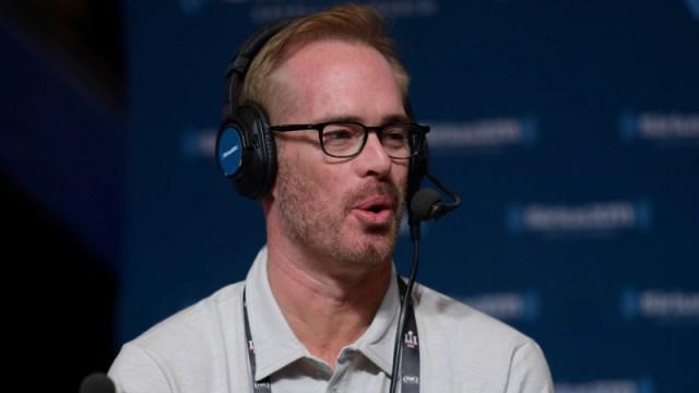 FOX Sports commentator Joe Buck