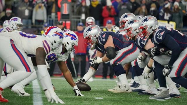 Buffalo Bills, New England Patriots