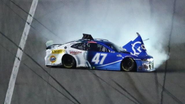 NASCAR Cup Series driver Ricky Stenhouse Jr