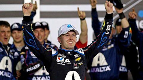 NASCAR driver William Byron
