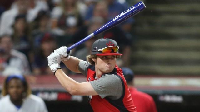 Boston Red Sox's Blaze Jordan