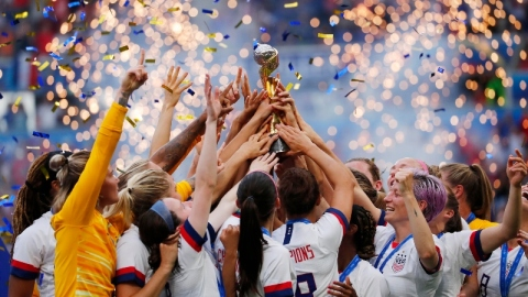 The United States women's national soccer team