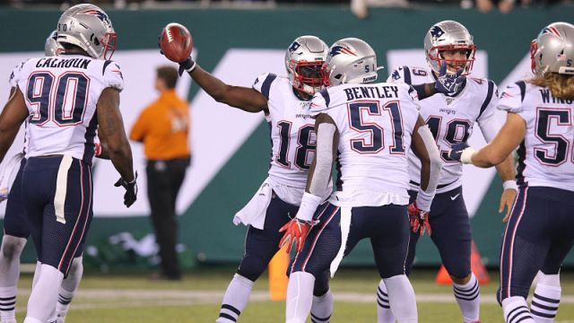 New England Patriots special teams ace Matthew Slater