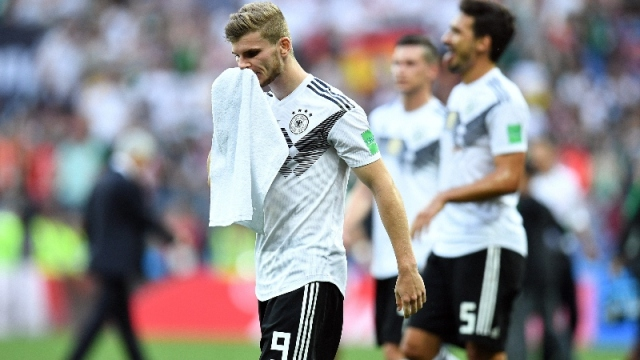 Chelsea and Germany striker Timo Werner