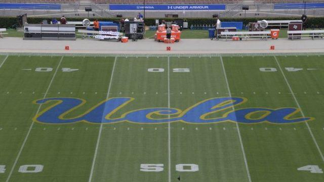 UCLA Football Field