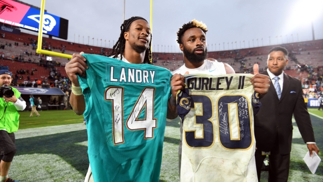 Jarvis Landry, Todd Gurley