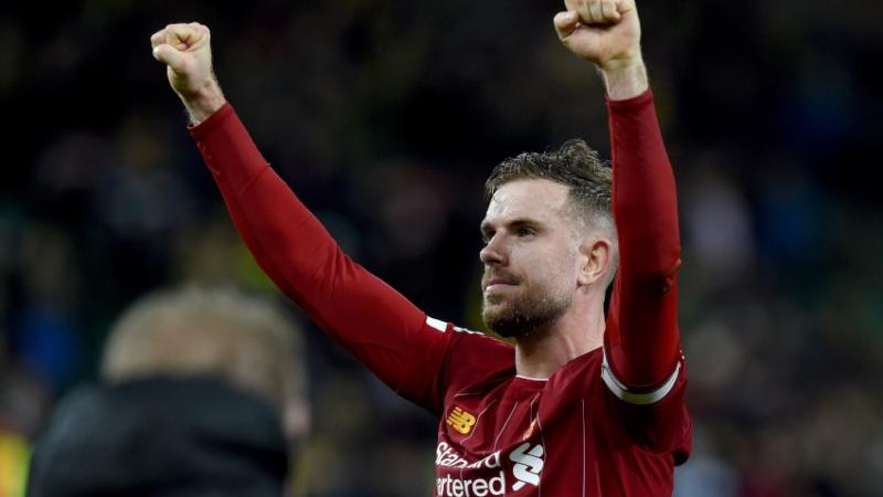 Jordan Henderson Confirms Injury To Cost Him Rest Of Liverpool's Season