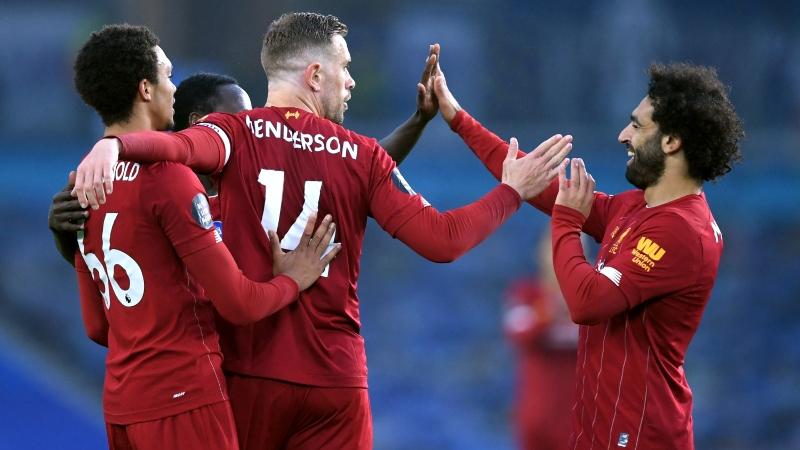 Brighton Vs. Liverpool: Score, Highlights Of Premier League Game
